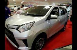 Toyota Calya E AT Review Terbaru