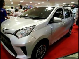 Toyota Calya E AT Review Terbaru