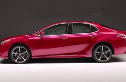 Toyota Camry 2.5 V Review