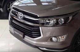 Toyota Venturer 2.0 MT Review Terbaru