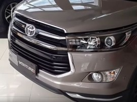 Toyota Venturer 2.0 MT Review Terbaru