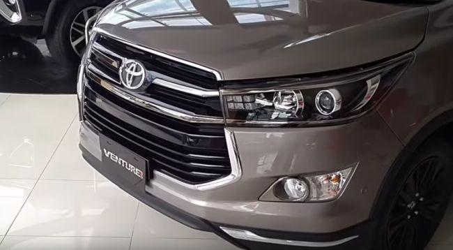 Toyota Venturer 2.0 MT Front View