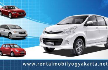 Banner Sewa Rental Mobil Jogja